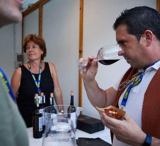 23/8/19 Mama Festival Gastronomico, Ezcaray (La Rioja), Spain